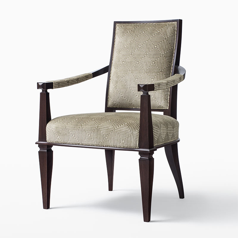 Dijon Dining Chair with Arms Dining Chairs & Barstools